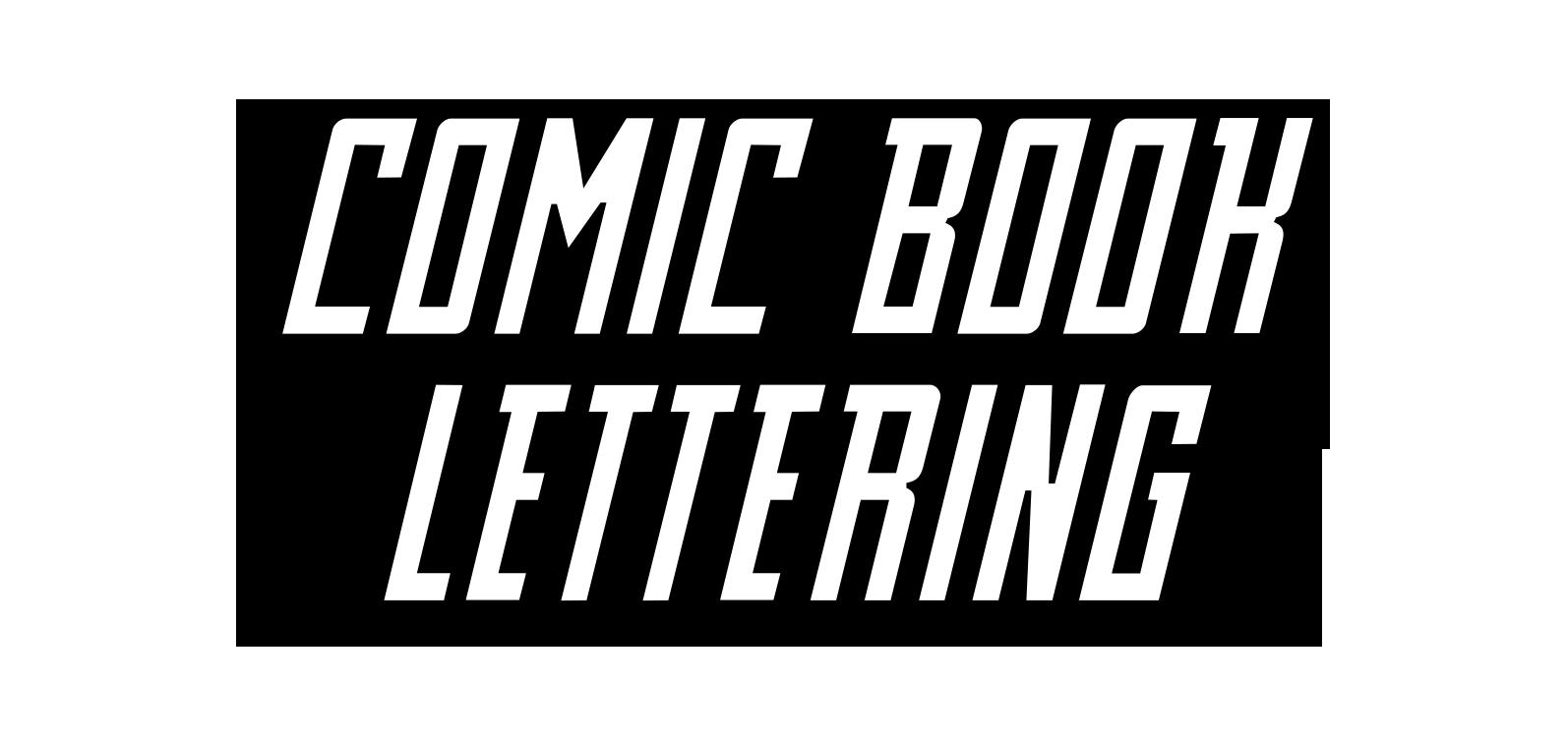 CB Lettering